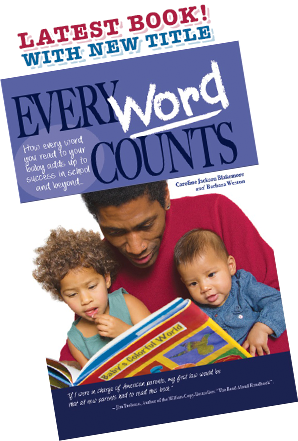 New Book - Every Word Counts